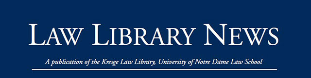 Law Library Newsletter