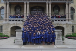 Class of 2015 Photo by Notre Dame Law School
