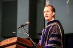 Professor Huber 2017 by Notre Dame Law School