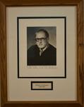 William H. Rehnquist by Notre Dame Law School