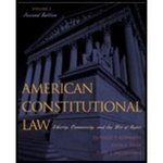 American Constitutional Law: Essays, Cases, and Comparative Notes. 2nd Edition.