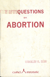 Fifty Questions on Abortion