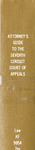 Attorney's Guide to the Seventh Circuit Court of Appeals