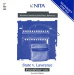 State v. Lawrence