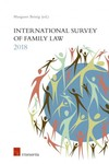 International Survey of Family Law by Margaret Brinig