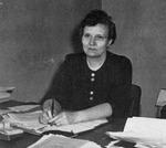 1942–1945: Lora D. Lashbrook