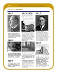 History of the Law Library 1883 - 1930
