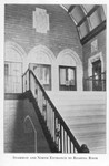 Law Library North Entrance c1930