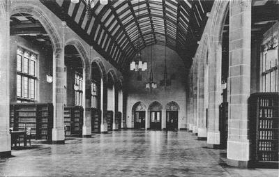 Main Reading Room c1935