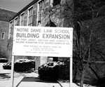 Building Addition and Renovation 1973