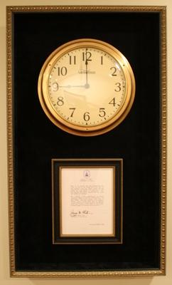 Supreme Court Clock