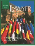 Notre Dame Lawyer - Summer 1997 by Notre Dame Law School