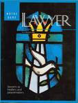 Notre Dame Lawyer - Fall/Winter 1998