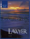 Notre Dame Lawyer - Spring 1999
