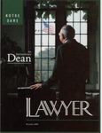 Notre Dame Lawyer - Summer 1999 by Notre Dame Law School