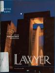Notre Dame Lawyer - Fall/Winter 1999