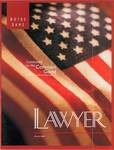 Notre Dame Lawyer - Spring 2000 by Notre Dame Law School
