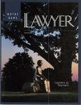 Notre Dame Lawyer - Summer 2000