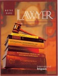 Notre Dame Lawyer - Spring 2001 by Notre Dame Law School