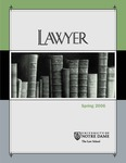 Notre Dame Lawyer - Spring 2006 by Notre Dame Law School