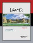 Notre Dame Lawyer - Fall 2007