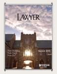 Notre Dame Lawyer - Summer 2009