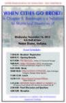 Notre Dame Journal of Legislation - 2012 Symposium
