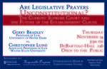 Are Legislative Prayers Unconstitutional?