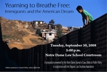 Yearning to Breathe Free: Immigrants and the American Dream