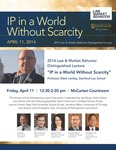 IP in a World Without Scarcity