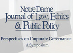 Perspectives on Corporate Governance