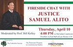 Fireside Chat with Justice Samuel Alito