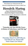 """Edward J. Kelly Memorial Lecture in Elder Law: Someday All This Will Be Yours: A History of Inheritance and Old Age"""""""