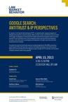 Google Search: Antitrust & IP Perspectives