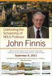 Celebrating the Scholarship of NDLS Professor John Finnis