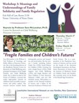 Fragile Families and Children's Futures