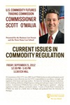 Current Issues in Commodity Regulation