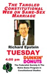 The Tangled Constitutional Web on Same-Sex Marriage