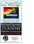 The Tangled Web on Gay Marriage