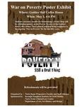 War on Poverty Poster Exhibit