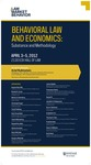 Behavioral law and economics: Substance and Methodology