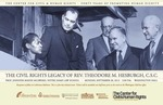 Civil Rights Legacy of Rev. Theodore M. Hesburgh, C.S.C.