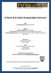 Al Skeini & Al Jedda: Bringing Rights Overseas?