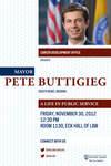 Mayor Pete Buttigieg, South Bend, IN - A Life in Public Service