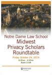 Midwest Privacy Scholars Roundtable