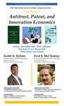 Antitrust, Patent, and Innovation Economics Symposium