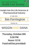 A Talk With Jim Farrington