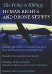 The Policy is Killing: Human Rights and Drone Strikes
