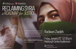 Reclaiming Syria: a Roadmap for Justice