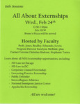 All About Externships
